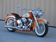 Harley Davidson Heritage /1995. #harleydavidsonsoftail