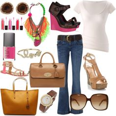 FunTime, created by sahserfaty on Polyvore