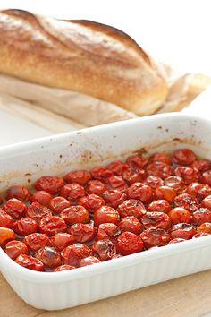 roast cherry tomatoes