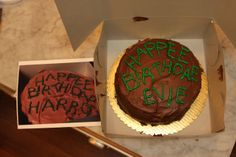 My Harry Potter Party