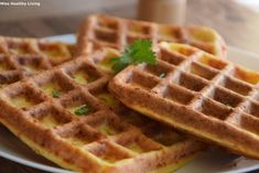 Βαφλιέρα Archives - Miss Healthy Living Pancakes And Waffles, Biscotti, Donuts, Healthy Recipes, Healthy Food, Healthy Living, Cheesecake, Treats, Breakfast