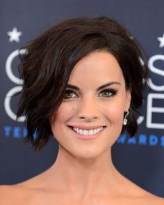 Jaimie Alexander attends the 5th annual Critics' Choice Television Awards at The Beverly Hilton Hotel on May 31, 2015 in Beverly Hills, California.
