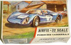 Roy Cross - Porsche Carrera 6