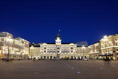 Piazza dell'Unitá d'Italia | Trieste | Italy