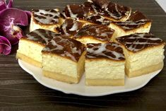 Food Cakes, Cheesecakes, No Bake Cake, Oreo, Waffles, Cake Recipes, Sweet Tooth, Food And Drink, Sweets