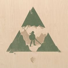 The Legend Of Zelda By David Moscati