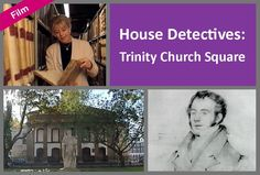 February 2017: This television programme, first broadcast on BBC television in 1999, looks at the history of Trinity Church Square, nestled quietly off Borough High Street. The programme investigates the origins of the name of the square and how the grand Georgian houses came to be built in this part of Southwark, a notorious area in the 18th and 19th centuries, and a stone's throw from Kings Bench prison.  A fascinating programme with some surprising facts. #Southwark #Film #Archive Film Archive, Georgian Homes, Local History, Origins, Investigations, Prison, Bbc, 19th Century, February