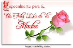 Happy Mother's Day in Spanish images Happy Mothers Day Images, Mothers Day Pictures, Happy Mother Day Quotes, Mothers Day Cards, Mexican Mothers Day, Spanish Mothers Day, Mother Day Message, Celebration Around The World, A Course In Miracles