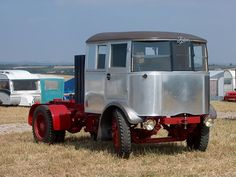 Foden Steam Wagon, 13750