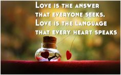 Amazing Love Quotes That Aim For The Heart