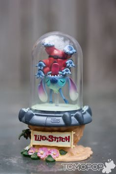 Tomopop Review: Formation Arts Lilo & Stitch collection - TOMOPOP