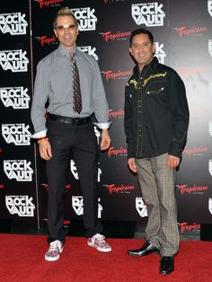 Jarrett and Raja on the red carpet of opening night of Raiding The Rock Vault at the New Tropicana Hotel and Casino in Las Vegas Jarrett_Parker_Raja_Rahman_Rock_Vault_Trop_62014.JPG (JPEG Image, 1000 × 1333 pixels) - Scaled (69%)