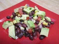 Black Bean Corn Salad 2