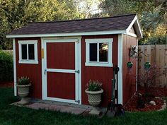 Another Tuff Shed idea