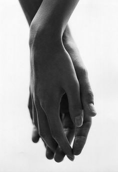 You dont always have to hold my hand tight, i just need to feel that you're there.