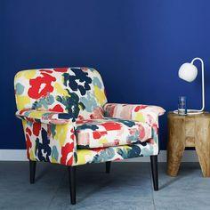 Anders Chair - Kate Spade Saturday Floral Print | West Elm