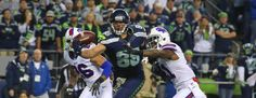 """Phenomenal"" Jimmy Graham Puts on a Show in Seahawks Victory Over Bills 