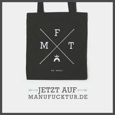 Die Manufucktur Neukölln X Jute ist da!  --> www.manufucktur.de