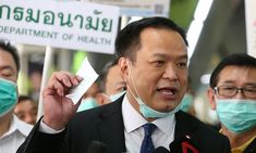 As the global epicentre of the coronavirus shifts from China to Europe, racism is not far behind, least of all here in Thailand. Health Ministry, Pattaya, Blame, Thailand, Medical, Europe, Magic, Active Ingredient
