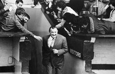 Today we remember Reds legend and former manager Bob Paisley, who passed away 20 years ago today. Liverpool Captain, Liverpool One, Liverpool Football Club, Peter Beardsley, Premier League Winners, Bob Paisley, John Barnes, Old Photos