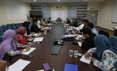 Programme Accreditation Visit by the Board of Town Planners Malaysia | Photos