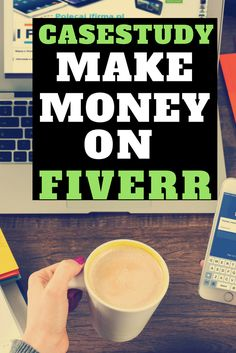 Learn to make money on #Fiverr with this easy to follow video case study and guide. These are real money making methods that you can implement on fiverr.  fiverr gigs ideas |fiverr gigs ideas make money | fiverr make money