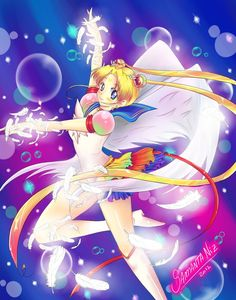Sailor Moon by keitenstudio.deviantart.com #anime