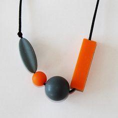Collar lactancia mordedor silicona Anut - 8