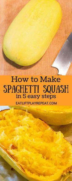 Spagetti tökből