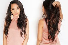 As most of you know or have seen by now, I've been rocking these gorgeous extensions from Loxology. Long Hair Styles, Beauty, Products, Beleza, Long Hair Hairdos, Long Hair Cuts, Long Hairstyles, Long Hair Dos, Long Hairstyle