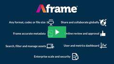 Aframe :: The Cloud Platform for Video Collaboration Online Reviews, Online Video, Collaboration, Cloud, Platform, Tools, Business, Wedge, Cloud Drawing