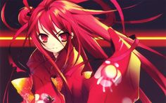 shakugan no shana category - free wallpaper and screensavers for shakugan no shana Hd Anime Wallpapers, Wallpaper Backgrounds, Shakugan No Shana, Mysterious Girl, Girls With Red Hair, Best Ads, Blue Flames, Emo Goth, Fan Art