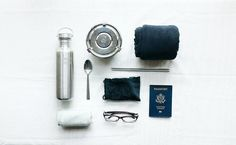 Things to bring when flying abroad