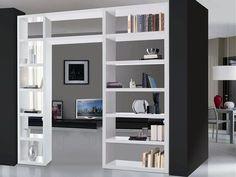 Organizzare gli openspace della casa non è semplicissimo. Ecco perché oggi vi spieghiamo come dividere gli ambienti con le librerie attrezzate. http://www.arredamento.it/living/soggiorno/librerie/librerie-divisorie.html #librerie #openspace #consiglisoggiorno Diotti - Esalinea - Camaleò: