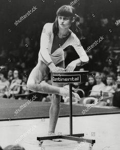 Nadia Comaneci 1976, Sport Gymnastics, Continental, Female Gymnast, The 1975, Superstar, Editorial, Sports, Tattoo Ideas