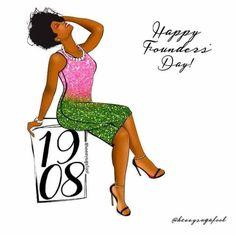 Aka Sorority, Sorority Life, Sorority And Fraternity, Sorority Quotes, Aka Founders, Happy Founders Day, Alpha Kappa Alpha Founders, Alpha Chi, Pretty Girl Rock