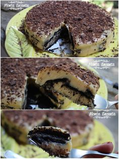 These Oreo recipes are easy to make at home. Try to make some Oreo desserts from our list I am sure everyone will be happy Just Desserts, Delicious Desserts, Yummy Food, Sweet Recipes, Cake Recipes, Dessert Recipes, Recipes Dinner, Keto Recipes, Oreo Torta