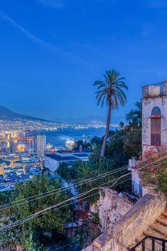 Vomero Naples |Italy #Ruvin #RuvinDestinations © elxeneize/shutterstock.com Naples Italy, Grand Canyon, Nature, Travel, Napoli Italy, Naturaleza, Viajes, Destinations, Grand Canyon National Park