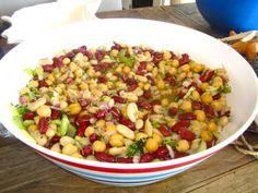 Tone It Up! - Three Bean Side Dish Recipes! www.toneitup.com