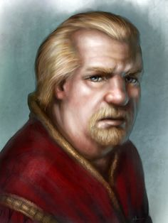 """Ser Kevan Lannister by BrittMartin. """"There are many like you, good men in service to bad causes."""" - about Kevan."""