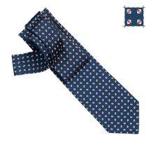 H en Pois Hermes heavy silk tie, hand-folded, 3.15'' Ref. H659074T 01