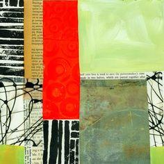 collage journeys: Deli Paper