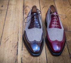 Men`s suits - photo Sock Shoes, Men's Shoes, Shoe Boots, Dress Shoes, Shoes Men, Brogues, Loafers Men, Derby, Gentleman Shoes