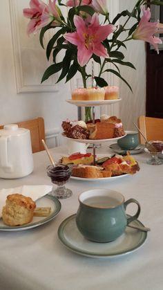 Afternoon Tea at Abberley house, Dublin ireland