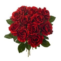 Red Rose Flower Arrangements