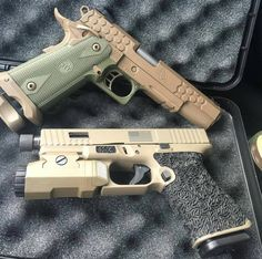 Glock & 1911 *COMMANDER CODY*
