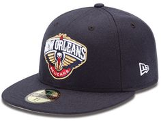 new orleans pelicans caps | New Orleans Pelicans New Era NBA Release Logo 59FIFTY Cap Hats