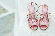 Loving these Alexandra Neel wedding shoes