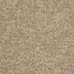 """Carpeting in style """"Urban Origin"""" color Cameo - carpeting with a soft fleck brings the outdoors inside and creates a warm natural look for your home - by Shaw Floors"""