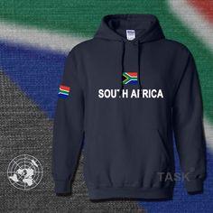 >> Click to Buy << South Africa hoodies men sweatshirt polo sweat new hip hop streetwear footballes jerseyes tracksuit nation ZA flag fleece #Affiliate